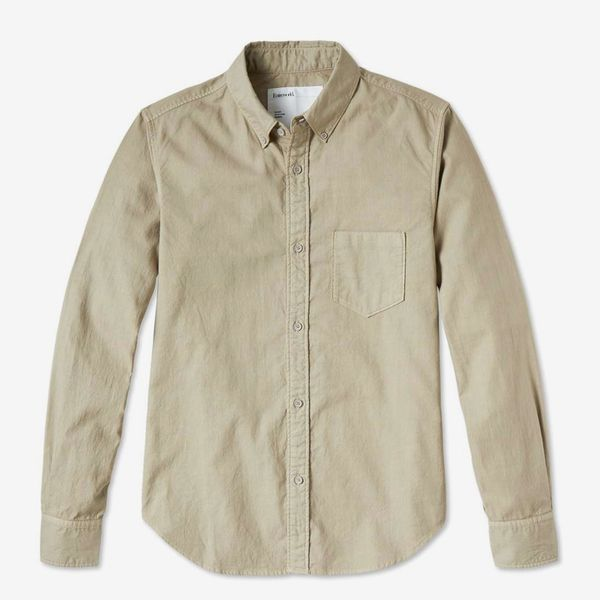 Entireworld Organic Cotton Oxford Shirt