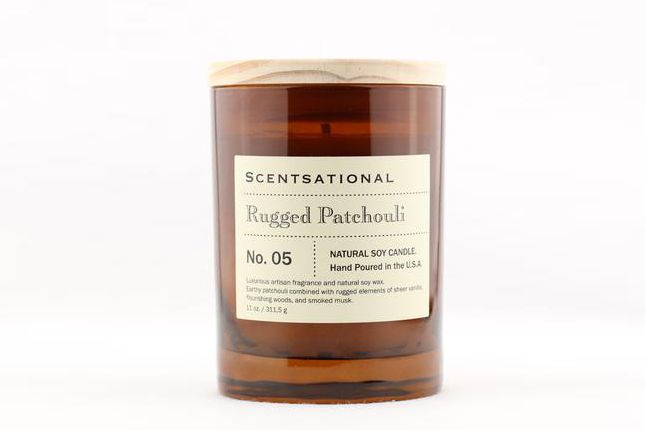Scentsational Rugged Patchouli