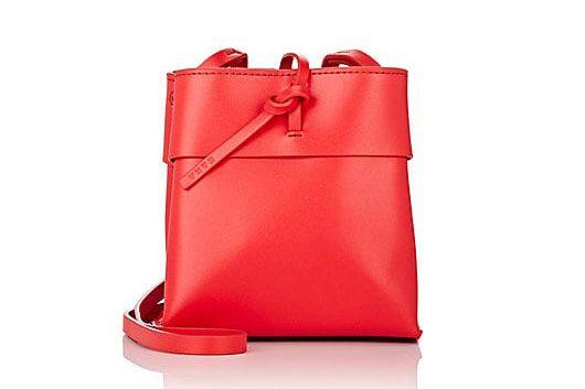 Kara Nano Tie Crossbody Bag