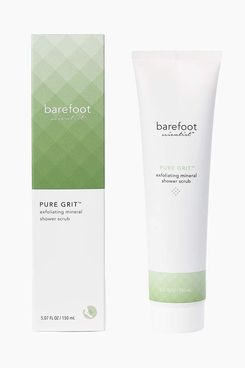 Barefoot Scientist Pure Grit Exfoliating Mineral Foot Scrub