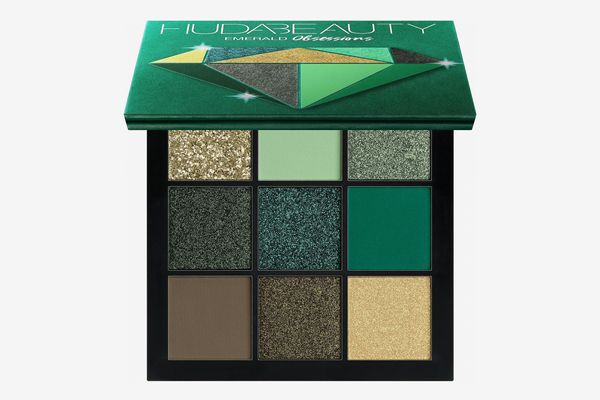 Huda Beauty Obsessions Eyeshadow Palette in Emereald