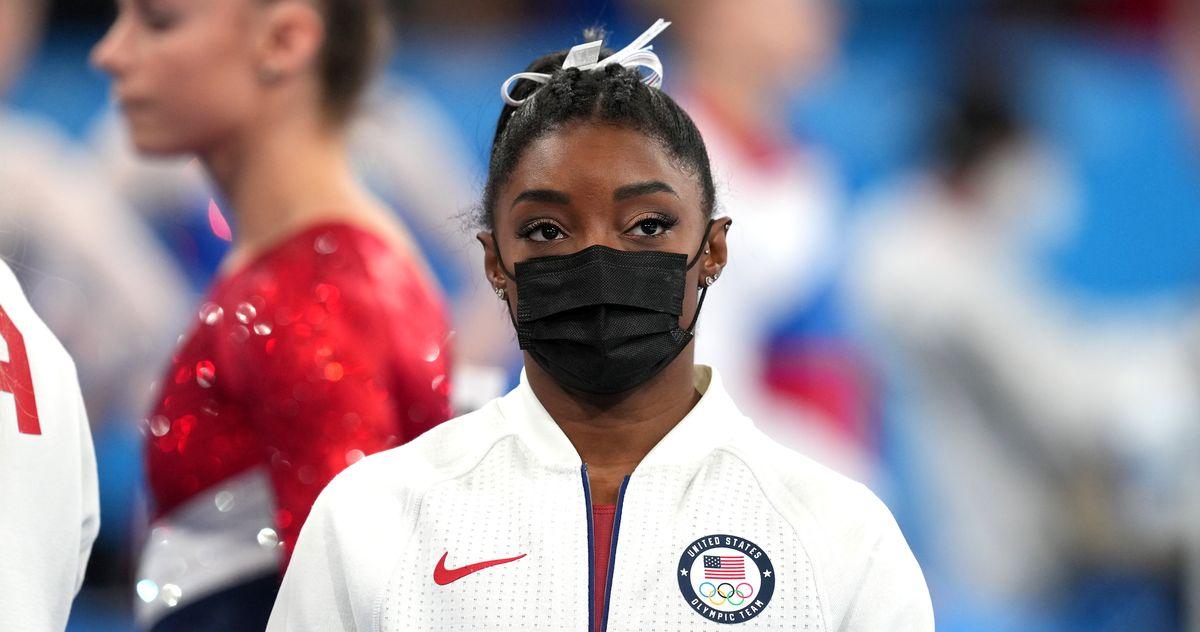Simone Biles Withdraws From All-Around Final at Tokyo Olympics - New York Magazine