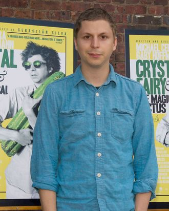 NEW YORK, NY - JULY 09: Michael Cera attends the