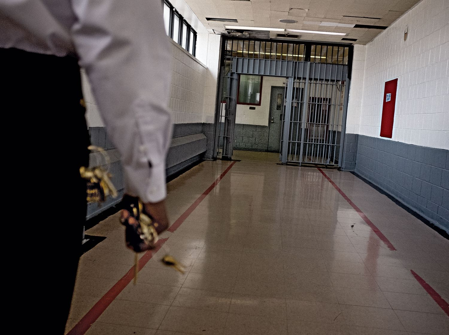 inside rikers island, by the people who live it -- nymag