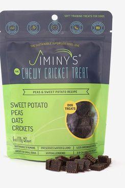 Jiminy's Cricket Peas & Sweet-Potato Dog Treats