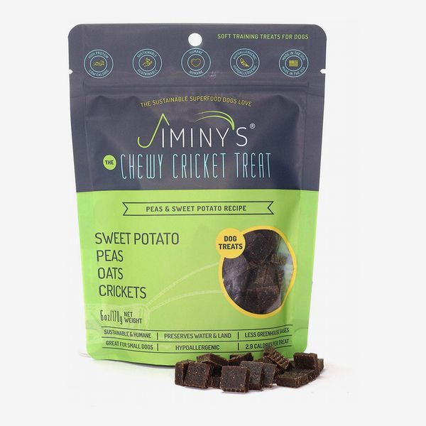 Jiminy's Cricket Peas & Sweet-Potato Dog Treats