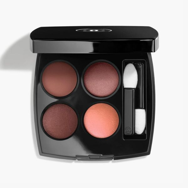 Chanel Beauty Les 4 Ombres Warm Memories