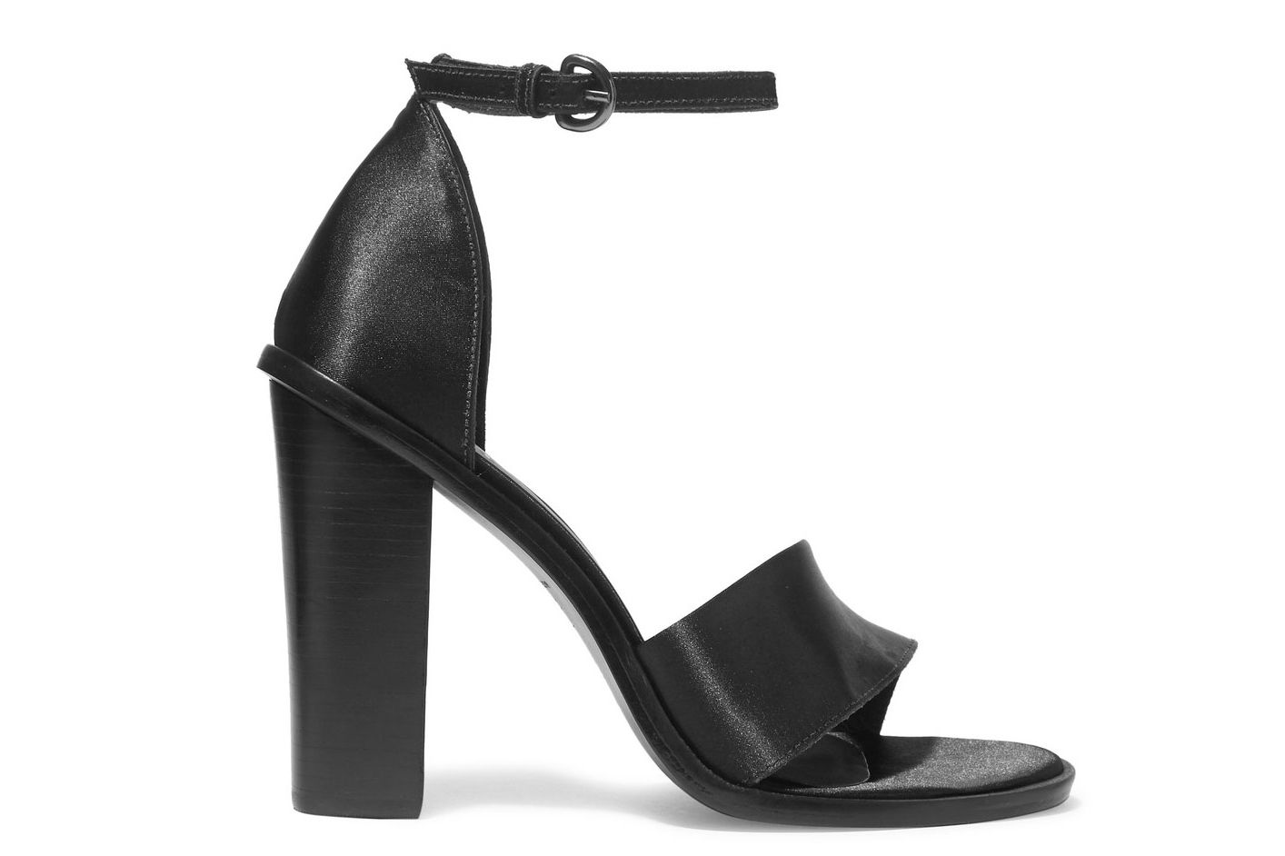 Tibi Palma satin sandals