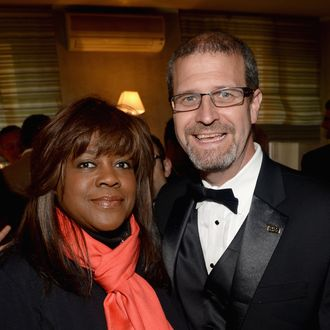 Chaz Ebert at IMDB's 2013 Cannes Film Festival Dinner Party on May 20, 2013 in Cannes, France.