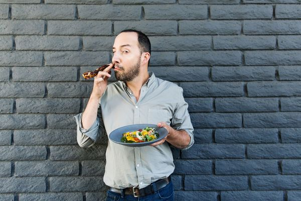 Tony Hale Can't Resist Baked Goods or In-N-Out Burgers