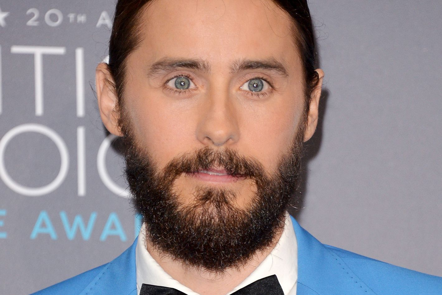 Watch Farewell, Man Bun: Jared Leto Just Cut Off HisHair video
