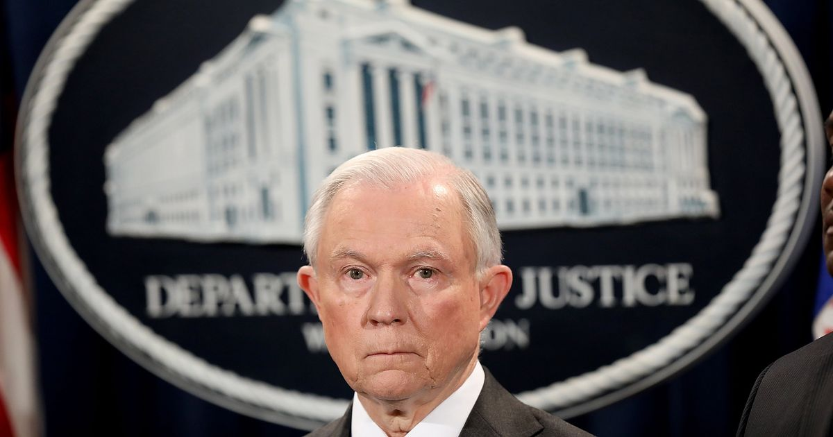 Jeff Sessions Wants to Go After Medical Marijuana