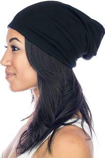 Grace Eleyae Satin-Lined Cap