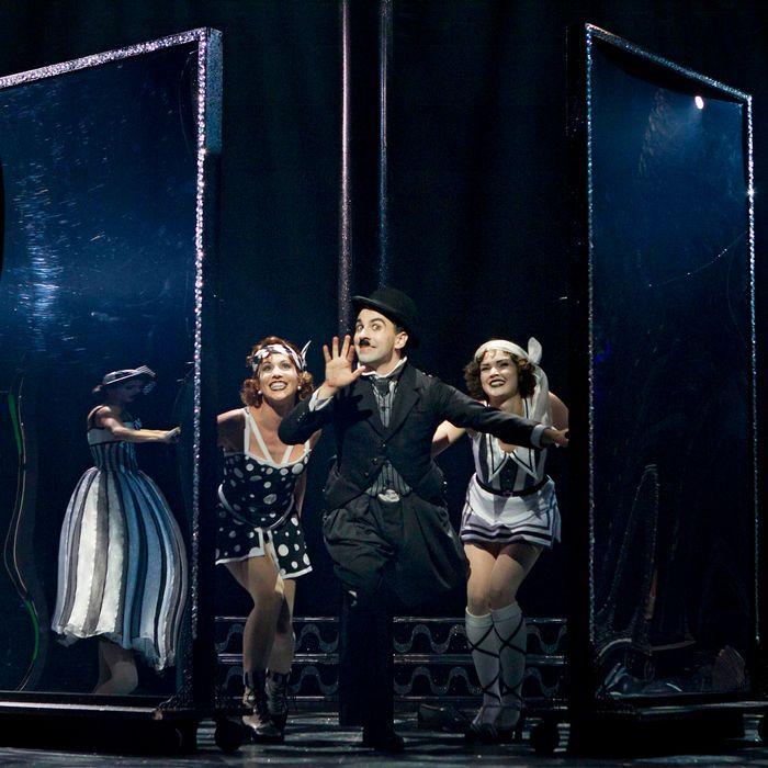 Chaplin - Ethel Barrymore Theatre