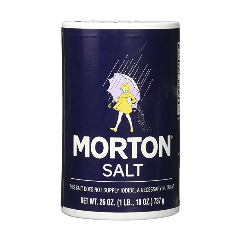 Morton Salt, 26 Oz. (pack of two)