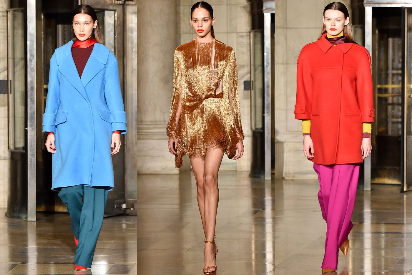 Cathy Horyn New York Fashion Week Review The Row