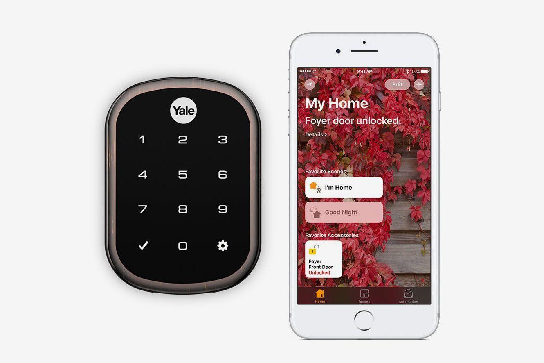 Yale Assure Lock SL Key-Free Smart Lock with Touchscreen Keypad (YRD256iM10BP)