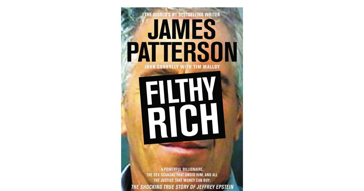 Jeffrey Epstein Details From James Patterson's 2017 Book