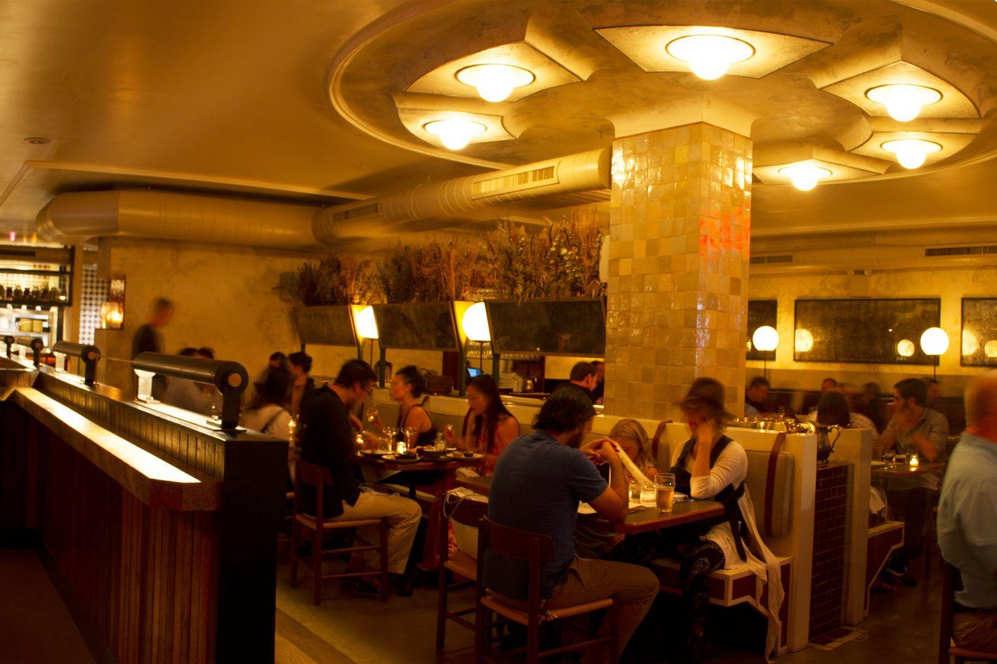 Restaurant Review Barano In Williamsburg