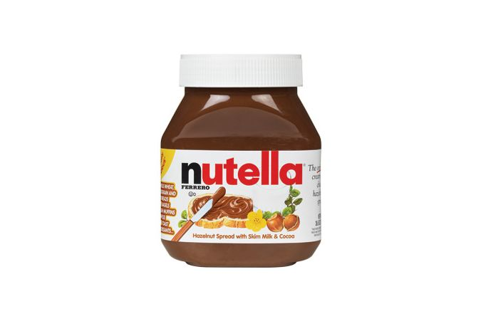 Nutcase wins Nutella suit.