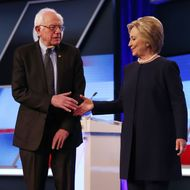 Democratic Presidential Candidates Debate In Miami