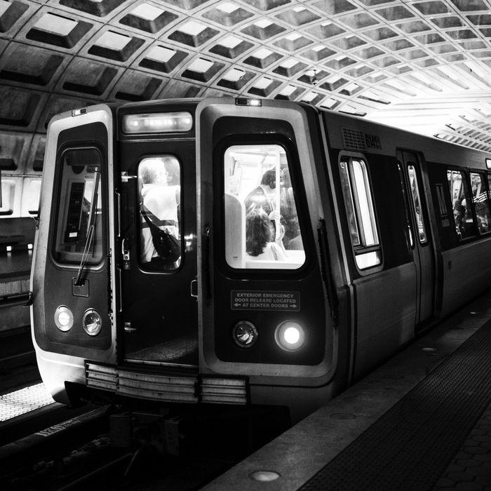 D.C. Metro.