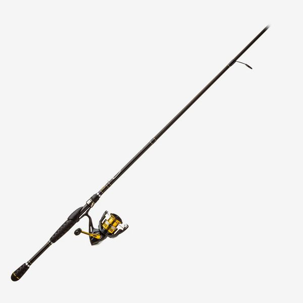 Shimano Sahara FI/Bass Pro Shops Pro Qualifier 2 Spinning Rod and Reel Combo