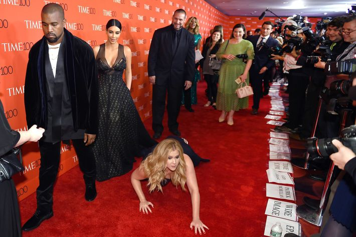 """""""What is an Amy Schumer?"""" —Kimye"""