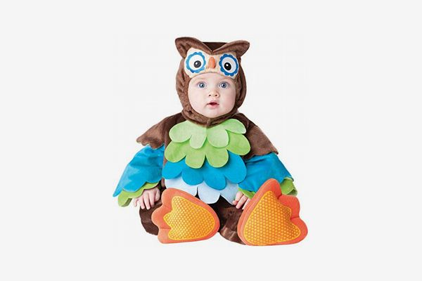 InCharacter What a Hoot Infant/Toddler Costume