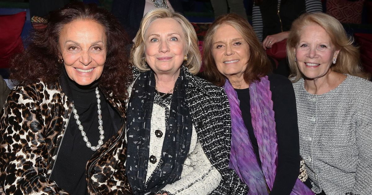 Avid Theatergoer Hillary Clinton Went to See to the Gloria Steinem Play