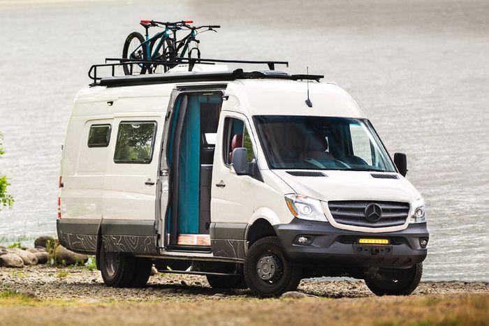 Van Life 101: The 5 Best Camper Vans for Your DIY Conversion