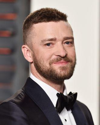 Justin Timberlake. (NP: poop.)