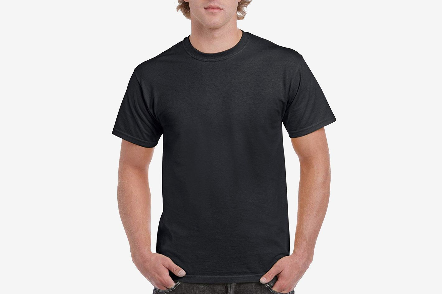 7a984f5c Gildan Men's Classic Cotton Short Sleeve T-Shirt