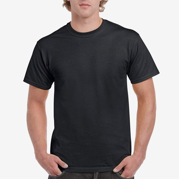 Gildan Men's Classic Cotton Short Sleeve T-Shirt