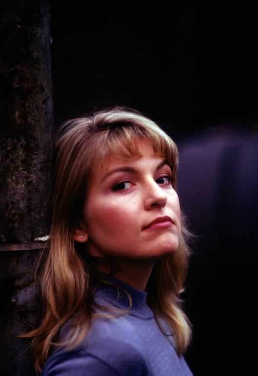 "TWIN PEAKS - Pilot - ""Northwest Passage"" - Airdate: April 8, 1990. (Photo by ABC Photo Archives/ABC via Getty Images) SHERYL LEE"