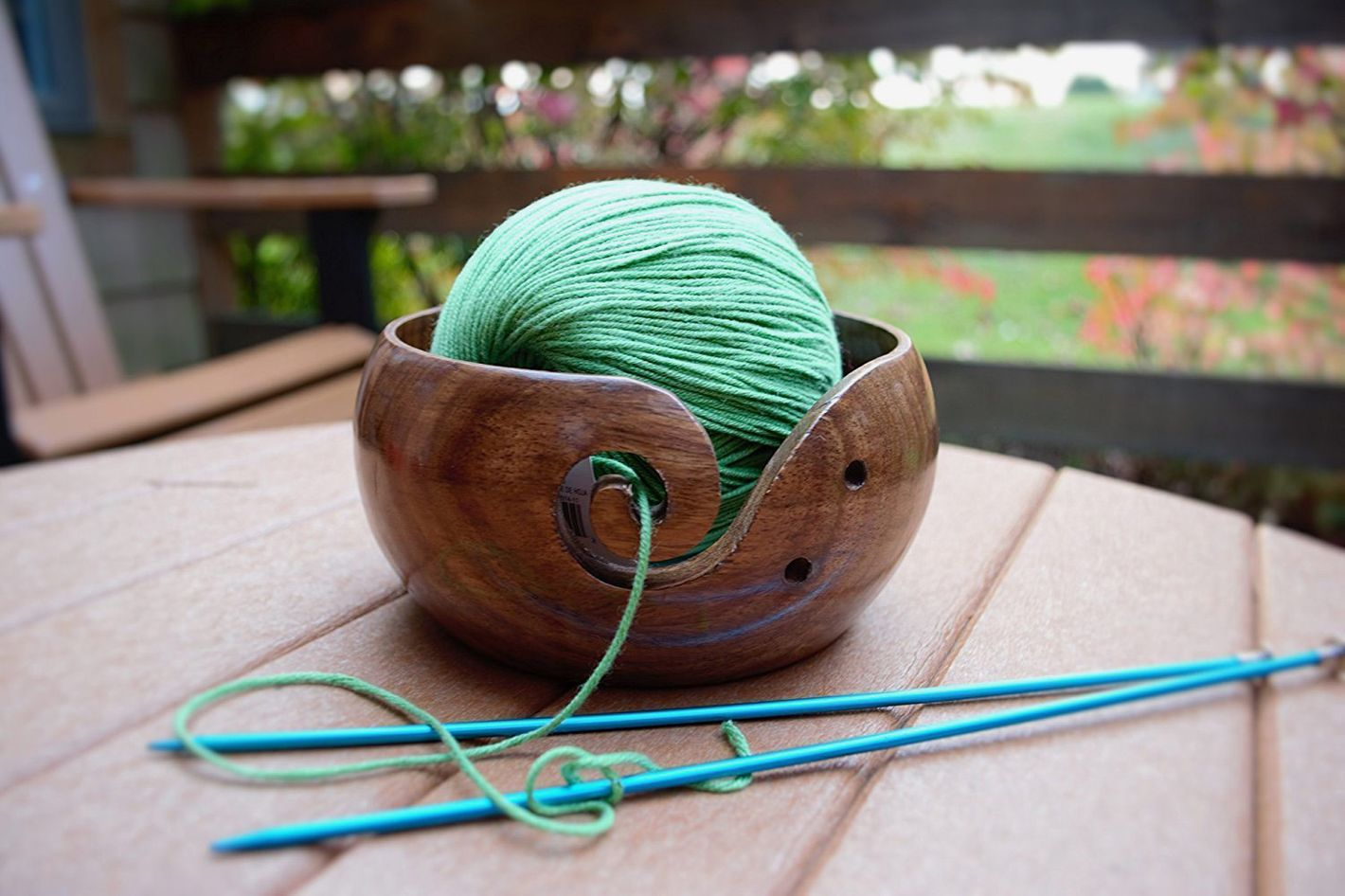 Hagestad Yarn Bowl
