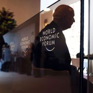 SWITZERLAND-DAVOS-ECONOMY-POLITICS-MEET-WEF
