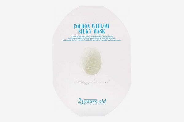 23 Years Old Cocoon Willow Silky Mask (5 Sheet)