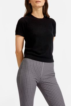 Everlane Cashmere Sweater Tee