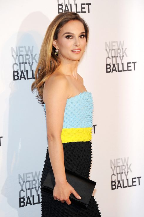 Natalie Portman attends New York  City Ballet 2013 Fall Gala at David H. Koch Theater, Lincoln Center on September 19, 2013 in New York City.