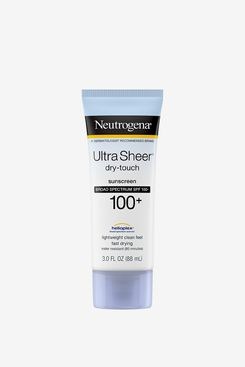 Neutrogena Ultra Sheer Dry-Touch Water Resistant Sunscreen SPF 100+