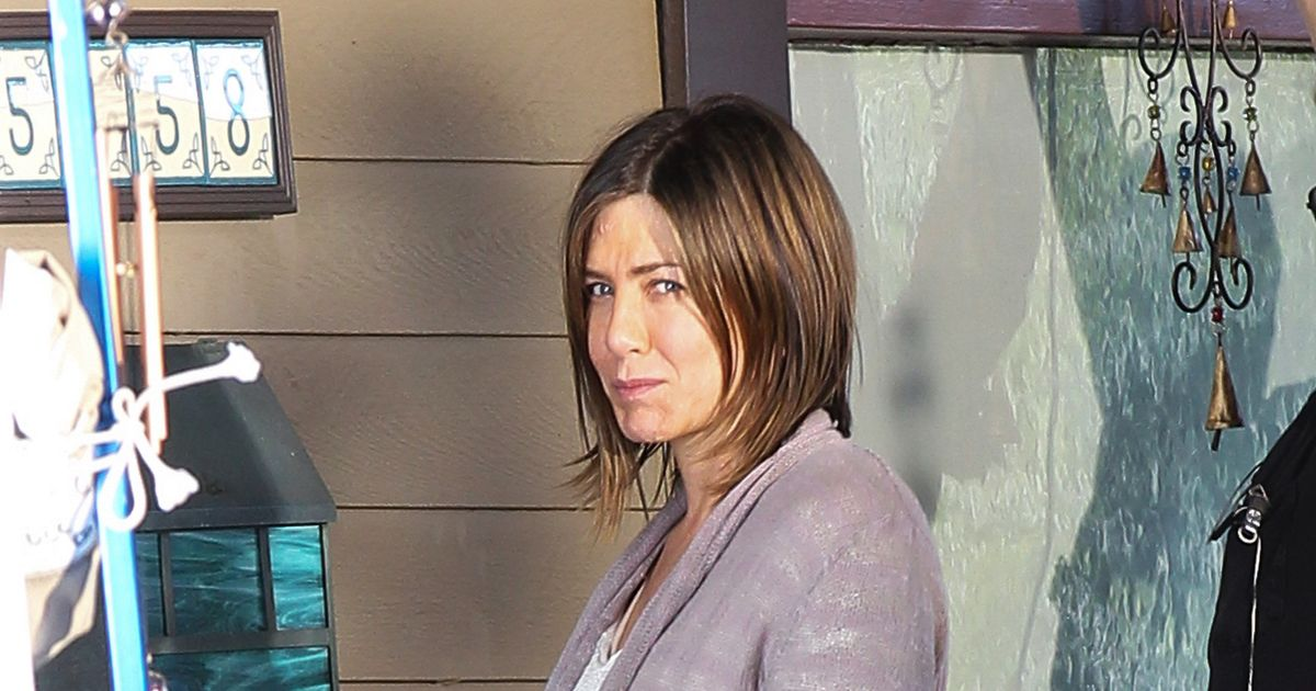 Jennifer Aniston: Not Wearing Makeup Is Dreamy -- The Cut