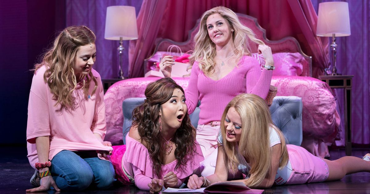 The Best New Jokes In The Mean Girls Musical But everyone does a halloween costume for what they want it for, so everyone has their different reasons. jokes in the mean girls musical