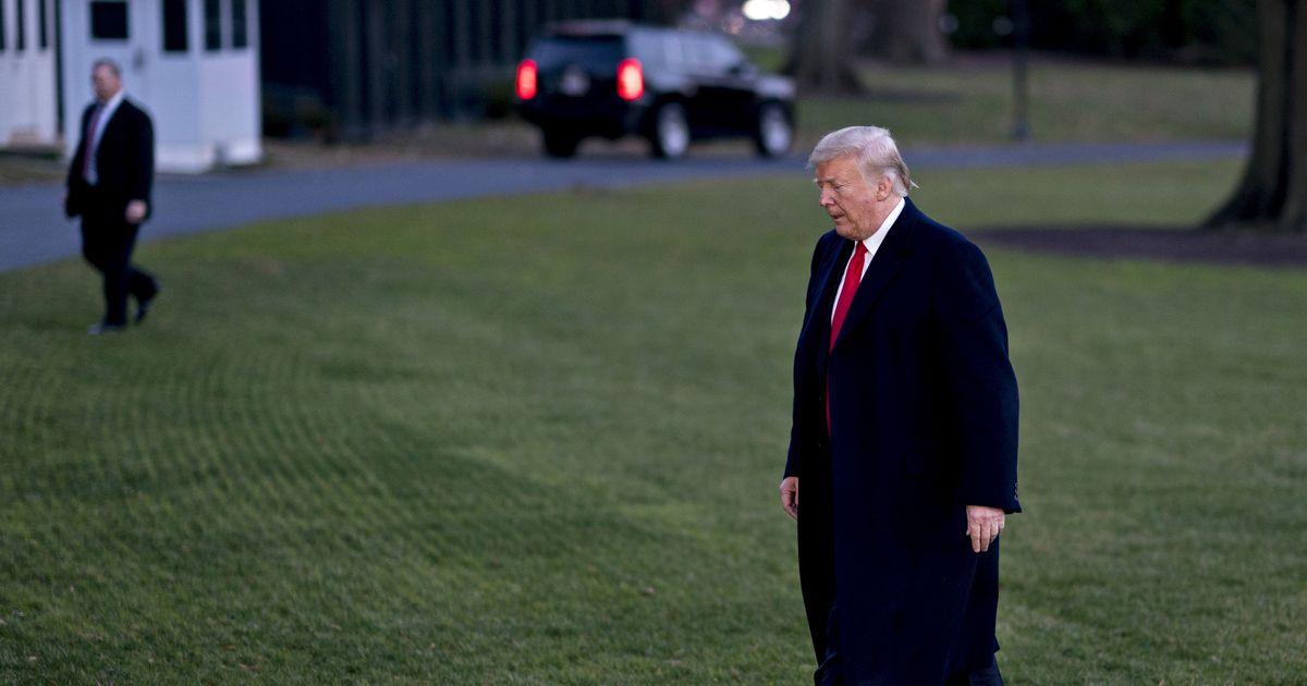 The Department of Justice Calls Donald Trump a Felon