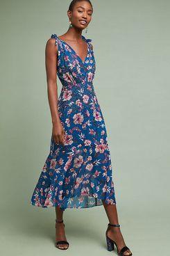 Johanne Beaded Dress