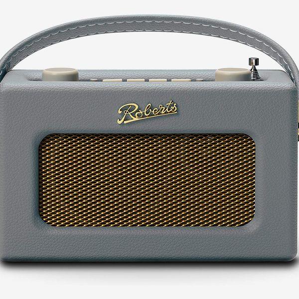 Roberts Revival Uno Compact DAB/DAB+/FM Digital Radio With Alarm
