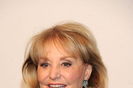 NEW YORK, NY - OCTOBER 24:  Barbara Walters attends an evening with Ralph Lauren hosted by Oprah Winfrey and presented at Lincoln Center on October 24, 2011 in New York City.  (Photo by Jamie McCarthy/Getty Images  for Ralph Lauren)