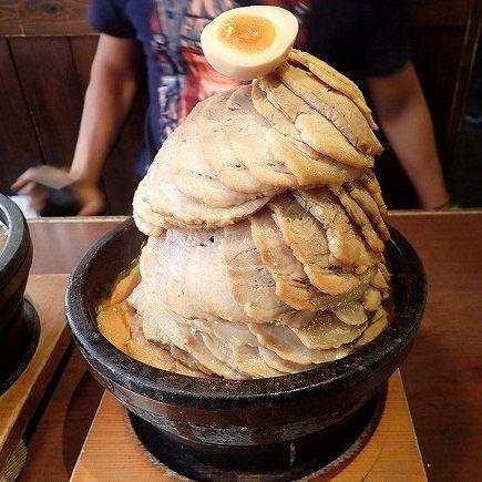 Looks like a normal bowl of ramen.
