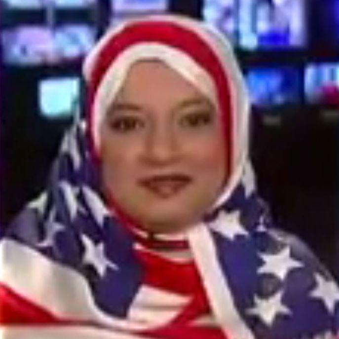The majestic hijab