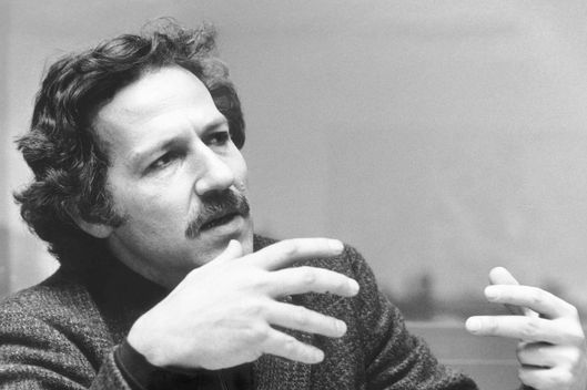 The Film-Maker Werner Herzog In Stockholm In 1977